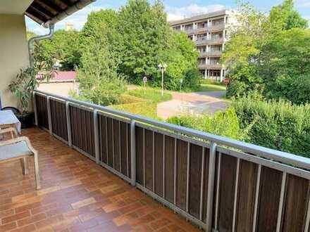 Sonnige 3-Zimmer-Wohnung in zentraler Lage von Bad Wurzach