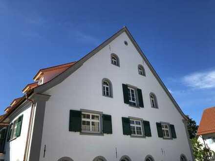 Erstbezug im Ortskern von Eberhardzell