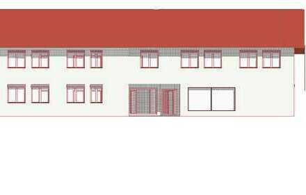 NEUBAU - Praxis-, Büro und Gewerberäume zu vermieten, 40 m² - 100 m², Gewerbegebiet Oberostendorf