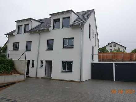 Zentral gelegene, neue Doppelhaushälfte zur Miete in Neuhausen