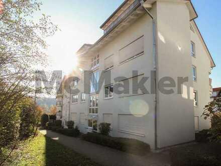 Charmante 3-Zimmer-Wohnung in ruhiger Feldrandlage von Besigheim