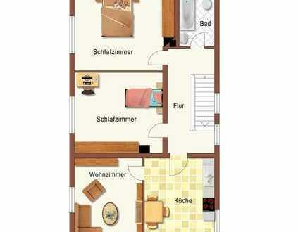 4,5 Zi-Wohnung in Ettenheim zu vermieten