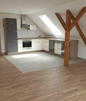 Neuwertige 4-Zimmer-Wohnung mit Einbauküche in Baruth-Mark