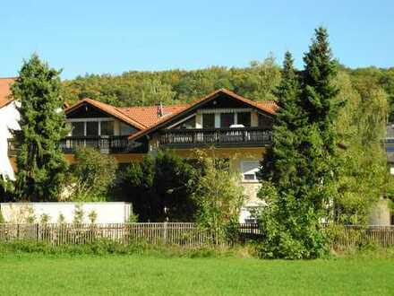 Hofheim Wildsachsen - helle & großzügige 3-Zimmer-Wohnung mit Balkon, EBK, Tageslichtbad
