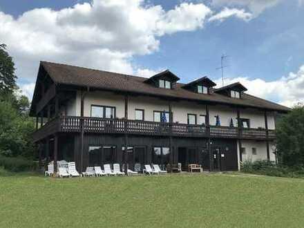 Hotelanlage im Erholungsort Pürgl - Bayerischer Wald