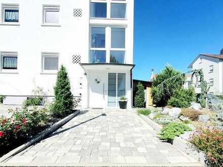 Volltreffer - Mehrgenerationenhaus o. EFH + ELW mit Gartenidyll & Platz für großen Fuhrpark