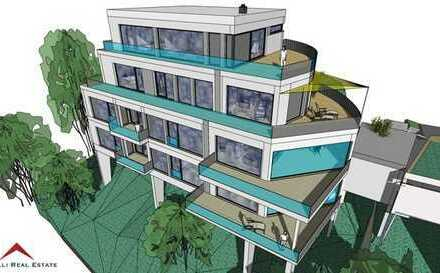 Beeindruckende 4-Zimmer-Wohnung mit fantastischem Ausblick