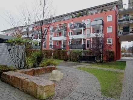 Perfekt für Singles: 2-Zi.-EG-Wohnung mit EBK, Südwest-Terrasse + Gartenanteil am Pasinger Stadtpark