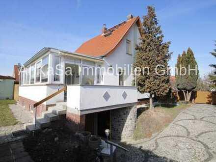 Leipziger Immobilienpaket 3 Häuser*Einfamilienhaus*Bungalow*Hinterhaus Pool*Garten*TG*Carport