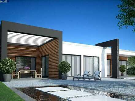 Wir bauen für Sie ein Traumhaus auf Ihrem Grundstück KfW55 mit erneuerbaren Energien