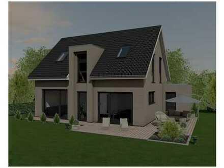 Borgfeld - NEUBAU eines Einfamilienhauses in wunderschöner Lage