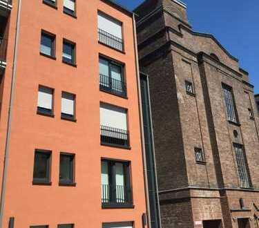Ansprechende 2,5-Zimmer-Wohnung mit Balkon und Einbauküche in Duisburg