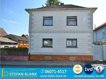 Sie suchen ein Einfamilienhaus mit vielen Möglichkeiten in ruhiger Wohnlage?