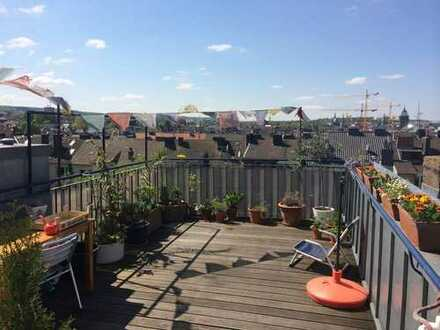 Ruhiger Mitbewohner für 120 m2 Dachgeschoss gesucht