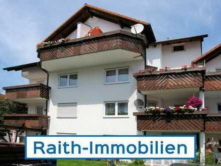 Sofort frei: 2 Zi. DG-ETW in Dillingen a.d. Donau
