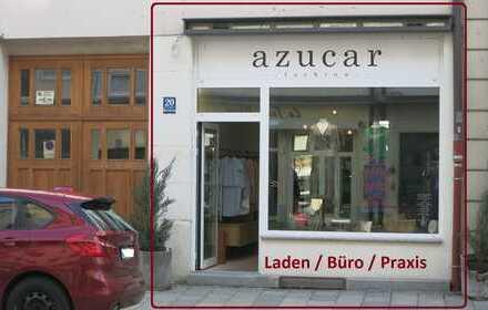 STOPP SCHWABING NEUWERTIGER Laden / Einzelhandel /Verkauf in der Hohenzollernstraße