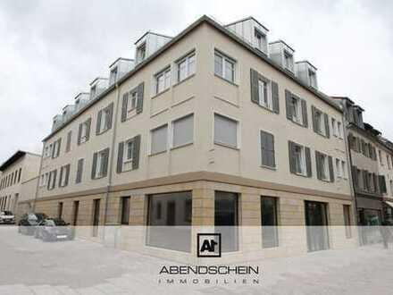 Neubau - 216 m² attraktive Gewerbefläche in Landaus Fußgängerzone