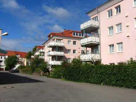 1-Zimmer-Appartement m. Balkon, Rathenow
