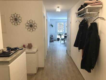 Schöne 3,5-Zimmer EG-Wohnung mit Terrasse und Garten