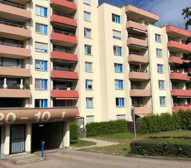Ideal für Kapitalanleger! 2 Zimmer Wohnung mit EBK, Balkon, Keller und TG-Stellplatz