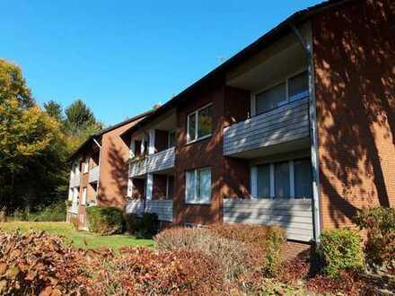 Ideale Single-Wohnung in ruhigem Mehrfamilienhaus