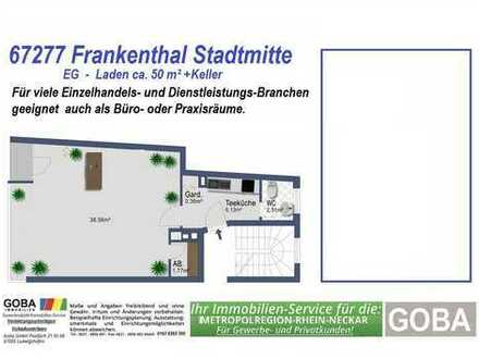 Frankenthal Mai 2018 Büro/Praxisräume/Laden gute Geschäftslage/viele andere Branchen/keine Gastro.!