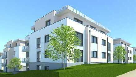 Neue Penthousewohnung mit 2 Dachterrassen und Whirlpool