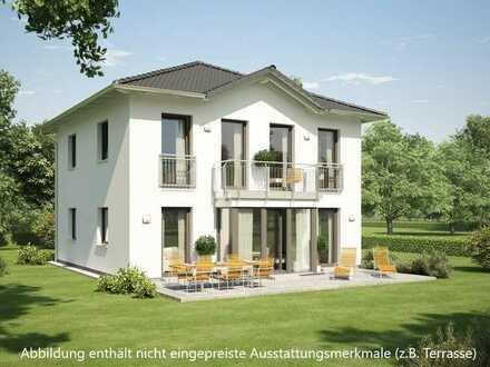 Individueller Neubau in Aussichtslage am Waldrand inkl. Grundstück