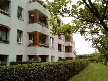 2 Zimmer Wohnung mit Balkon, WBS erforderlich