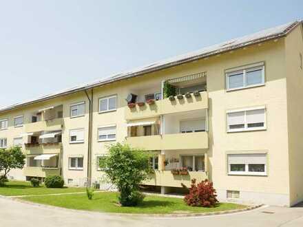 Ansprechend sanierte Eigentumswohnung