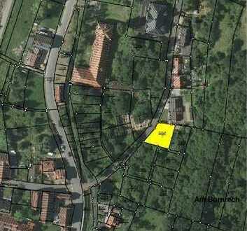 Baugrundstück in Finkenbach-Gersweiler