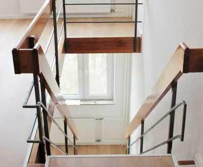 Über den Dächern Leipzigs -City-Maisosentte-Wohnung Im Taro-Tower ***14.Stock***Aufzug***renoviert!