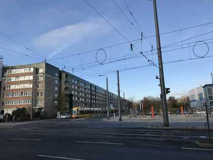 Azubis und Studenten aufgepasst! WG-geeignete 2-Zimmerwohnung in zentraler Lage