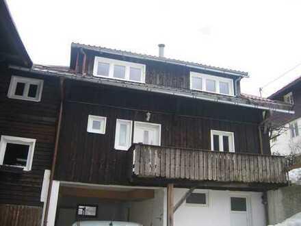 Schönes Haus mit fünf Zimmern an der Mühle, im Oberallgäu (Kreis), Wertach