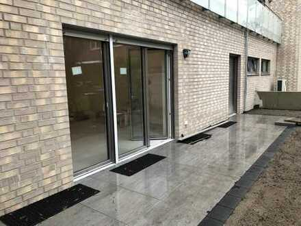 Erstbezug: ansprechende 4-Zimmer-Wohnung mit Terrasse in Gütersloh