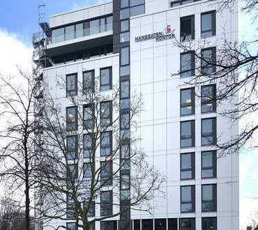 BEREITS 70 % VERMIETET !!! BÜROS - 106 -129 - 235 bis 591 m², KÜHLUNG - GLASFASER