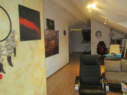 Dach-Studio-Wohnung in Oberbayern