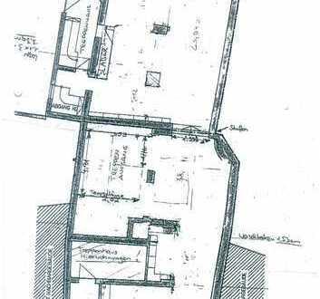 In der Fußgängerzone Weidens nahe der Allee-Tiefgarage: variable Gewerbefläche im Erdgeschoß!