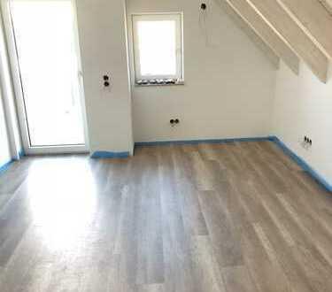 Erstbezug: freundliche 3-Zimmer-Maisonette-Wohnung in Günzburg- Nornheim