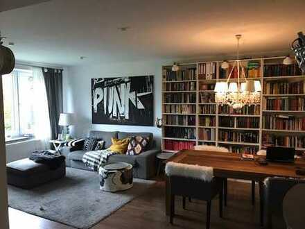 Gepflegte 5-Zimmer-EG-Wohnung mit Garten und Einbauküche in Oldenburg (Oldenburg)