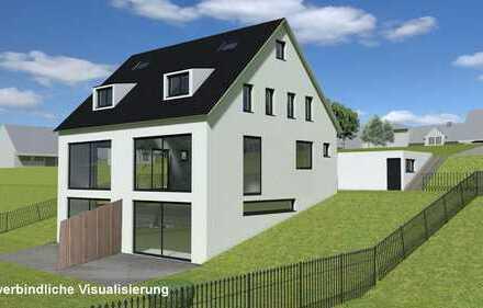 Neubau Doppelhaushälfte - Aussichtslage !