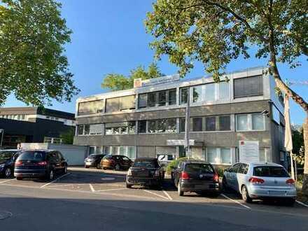 Vermietung von Büroflächen in verkehrsgünstiger Lage von Bonn-Bad Godesberg - Interimsnutzung -
