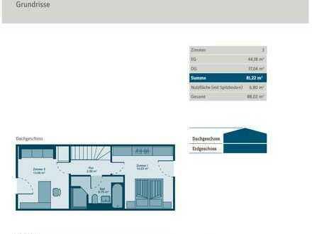 Schönes 3-Zimmer-Reihenhaus mit EBK fußläufig zum Bahnhof Bayreuth