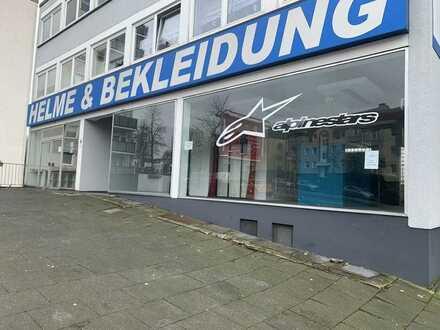 Helles Ladenlokal in Essen-Steele sucht neuen Besitzer