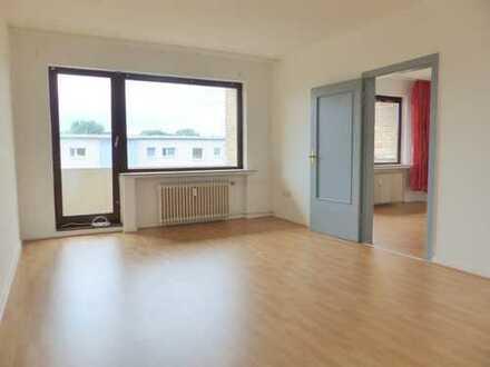 Gemütliche 2-Zimmer Wohnung mit zwei Balkonen in der Neustadt