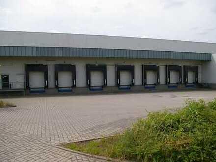 Moderne Logistik-u. Gewerbeimmobilie Nähe A2/A7