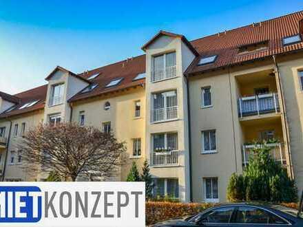 Schicke 2-Zi.-Wohnung mit 2 Balkonen zu vermieten