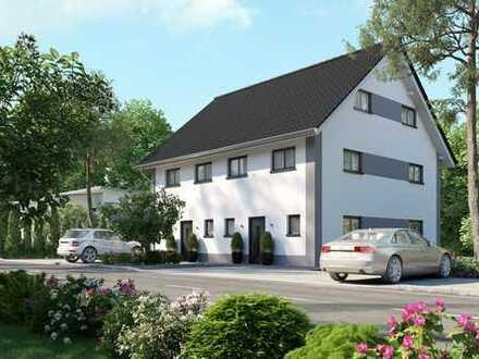 NEU! Flexibel planbare Doppelhaushälfte in Wernsdorf