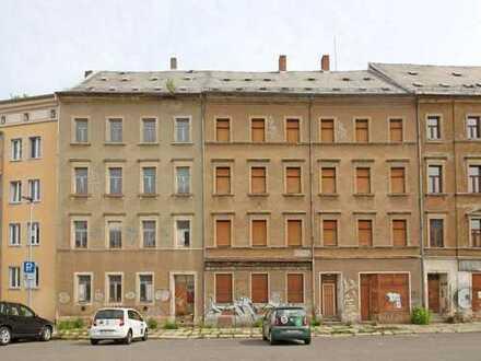 Sanierungsobjekt im Zentrum mit Projekt und Genehmigung