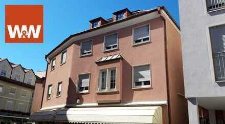 Büro/Gewerberäume im 1. Obergeschoss in zentraler Lage  von Bad Mergentheim